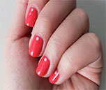 Anti-allergenic gel nails