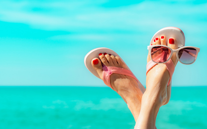 Gel ongles pieds Louvain