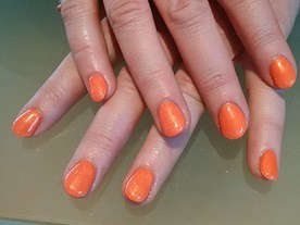 Mandarin Beautiful Nails Leuven