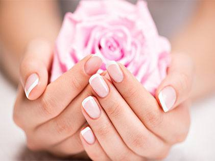 French Manicure Leuven