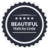 Beautiful Nails by Linde Logo