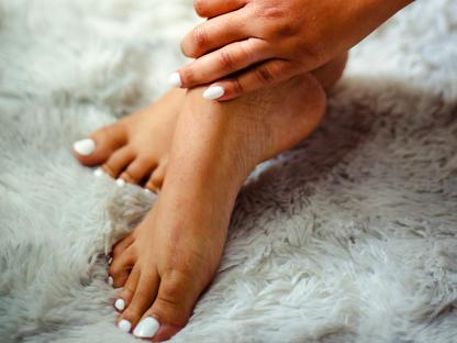 voeten nagels