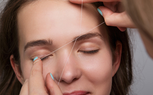 Eyebrow threading Leuven Epilation